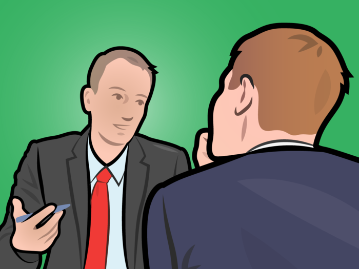Why you should never directly answer a salary question