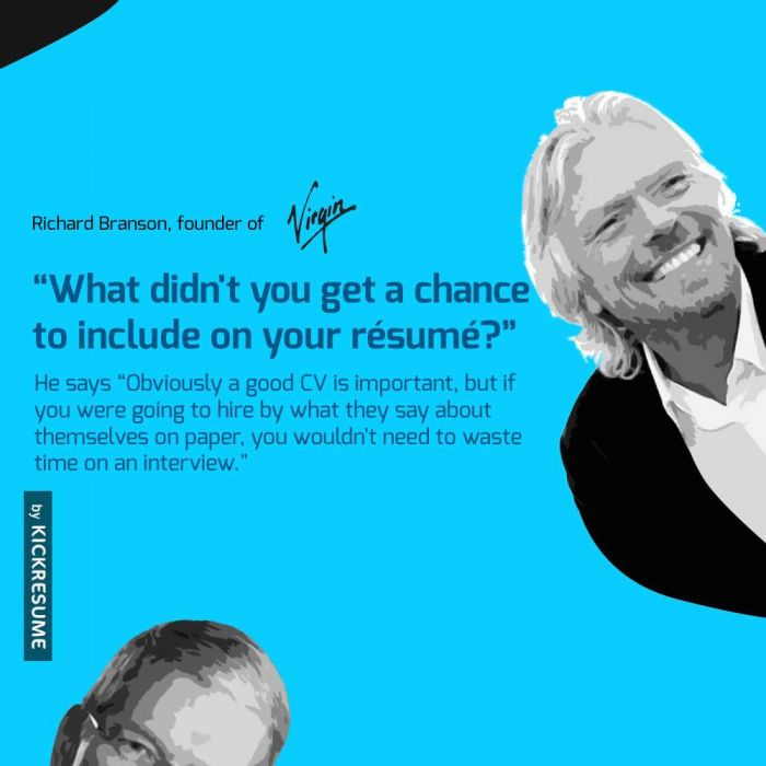 Awesome list of interview questions from famous #[260] like Elon Musk, Richard Branson, Tim Cook and...