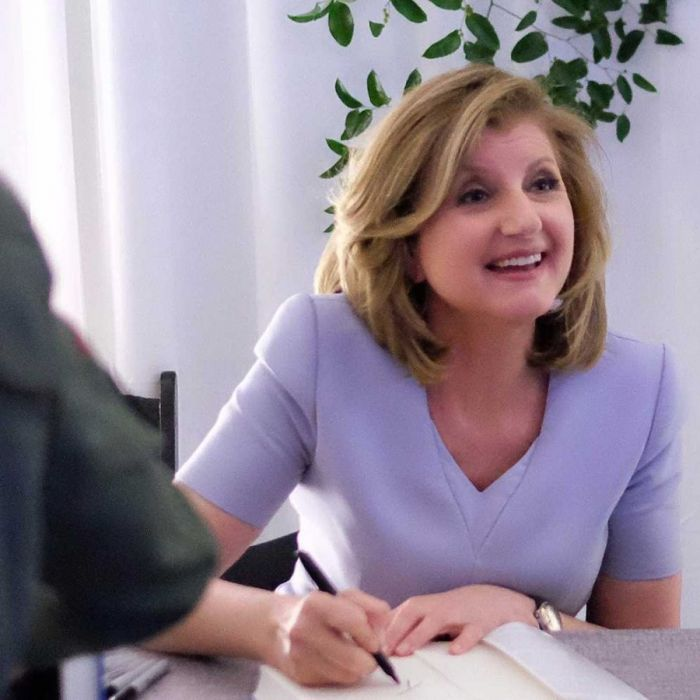 Arianna Huffington shares the best career advice she ever received